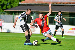 Matic Marusko of ND Mura during football match between ND Mura and ND Tabor Sezana in Round #28 of 2.SNL 2017/18 on May 13, 2018 in Mestni stadion Fazanerija , Murska Sobota , Slovenia. Photo by Mario Horvat / Sportida