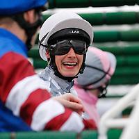 Jockey Gary Mahon