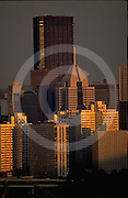 USX Tower, Fifth Avenue Place, Pittsburgh skyline, PA