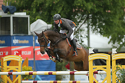 Meyer zu Hartum, Florian, Chapilot<br /> Redefin - Pferdefestival 2014<br /> Qualifikation - Youngster Tour<br /> © www.sportfotos-lafrentz.de/ Stefan Lafrentz