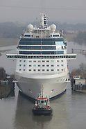Cruise ship photography