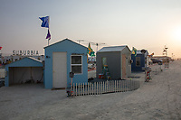 Note the picket fence, the power tools in the garage, the satelite dish, and really everything else. So good. My Burning Man 2018 Photos:<br />