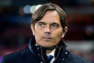 PSV - WILLEM II<br /> PSV trainer Philip Cocu