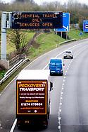 Traffic on M40