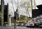 """David Daniel looks on during rehearsal for William Shakespeare's """"Twelfth Night"""" at American Players Theatre in Spring Green, WI on Thursday, May 16, 2019."""