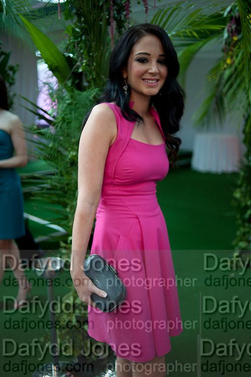 TULISA, Glamour Women of the Year Awards 2011. Berkeley Sq. London. 9 June 2011.<br /> <br />  , -DO NOT ARCHIVE-© Copyright Photograph by Dafydd Jones. 248 Clapham Rd. London SW9 0PZ. Tel 0207 820 0771. www.dafjones.com.