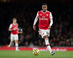 LONDON, ENGLAND - Thursday, December 5, 2019: Arsenal's Joe Willock during the FA Premier League match between Arsenal FC and Brighton & Hove Albion FC at the Emirates Stadium. (Pic by Vegard Grott/Propaganda)
