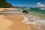 Playa Nidori o playa Uva, Comarca Indígena Ngobe Bugle, Panamá