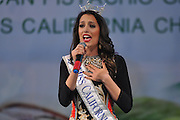 SHENYANG, CHINA - JANUARY 13: (CHINA OUT) <br /> <br /> Champion Of 2014 Miss California USA Marina Inserra Visits Shenyang<br /> <br /> Marina Inserra, champion of 2014 Miss California USA promotes pistachios during the American Pistachio Growers (APG) China Tour on January 13, 2015 in Shenyang, Liaoning province of China<br /> ©Exclusivepix Media