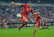 Fussball Uefa Champions League 2011/12: FC Bayern Muenchen - Manchester City