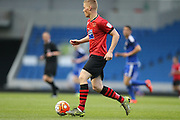 Eastbourne Borough's CALLUM BUCKLEY during the Sussex Senior Cup Final match between Eastbourne Borough and Worthing FC at the American Express Community Stadium, Brighton and Hove, England on 20 May 2016.