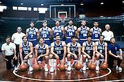 Europei Roma 1991 - Nazionale Italiana