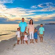 Hartman Family Beach Photos