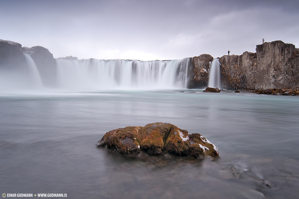 Go&eth;afoss is located in the north-east-Iceland. <br /> www.gudmann.is