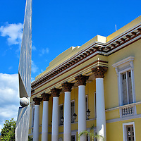 Teatro La Perla in Ponce, Puerto Rico<br />