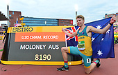 Jul 11, 2018-Track and Field-IAAF World U20 Championships Tampere 2018
