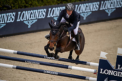 Greve Willem, NED, Formidable<br /> Queens Cup - Segura Viudas Trophy<br /> Barcelona 2019<br /> © Dirk Caremans<br />  05/10/2019