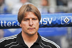02.08.2011, Imtech Arena, Hamburg, GER, FSP, Hamburger SV (GER) vs Valencia FC (ESP) im Bild Einzelportrait Trainer Michael Oennning (Hamburg) ..// during friendly match Hamburger SV (GER) vs Valencia FC (ESP) on 2011/08/02, Imtech Arena, Hamburg   EXPA Pictures © 2011, PhotoCredit: EXPA/ nph/  Witke       ****** out of GER / CRO  / BEL ******