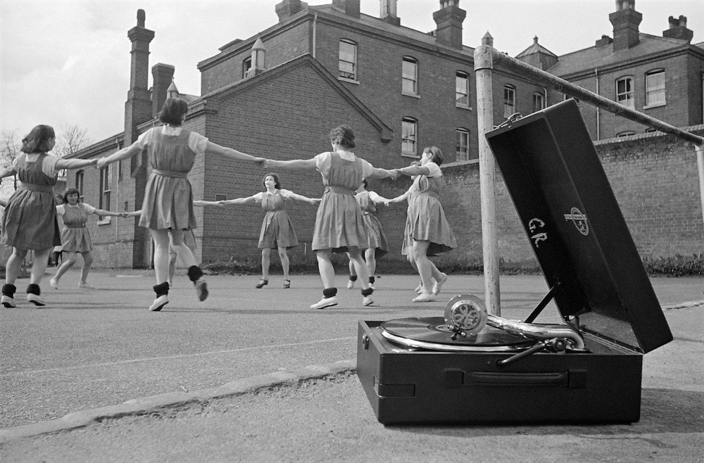 Borstal Country Dancing Ladies. London, 1938