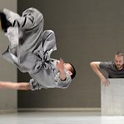 26.03.2018  Sidi Larbi Cerkaoui's SUTRA (with set design by Antony Gormley)  Performed by the Shaolin Temple Buddhist monks from China at Sadlers Wells London UK