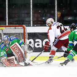20151009: SLO, Ice Hockey - EBEL, HDD Telemach Olimpija vs EC KAC