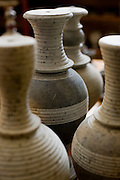 Ouro Preto_MG, Brasil...Vasos artesanais feitos de pedra sabao...The soapstone vases...Foto: BRUNO MAGALHAES /  NITRO