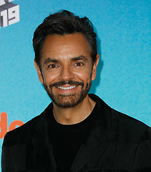 March 23, 2019 - Los Angeles, CA, USA - LOS ANGELES, CA - MARCH 23: Eugenio Derbez attends Nickelodeon's 2019 Kids' Choice Awards at Galen Center on March 23, 2019 in Los Angeles, California. Photo: CraSH for imageSPACE (Credit Image: © Imagespace via ZUMA Wire)