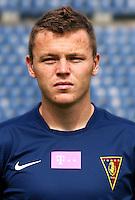 FOOTBALL POLISH EKSTRAKLASA SEASON 2014/2015<br /> Pogon Szczecin<br /> N/Z Mateusz Matras