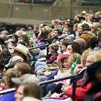 Libby Ezell | BUY AT PHOTOS.DJOURNAL.COM<br /> There was a very large crowd at Friday's NE Mississippi Championship Rodeo