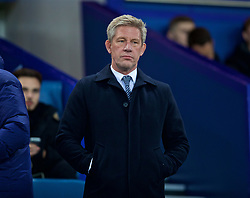 LIVERPOOL, ENGLAND - Sunday, December 23, 2018: Everton's Director of Football Marcel Brands before the FA Premier League match between Everton FC and Tottenham Hotspur FC at Goodison Park. (Pic by David Rawcliffe/Propaganda)