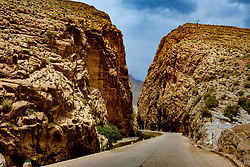 The road through the Dades Gorge, Morocco<br /> <br /> (c) Andrew Wilson | Edinburgh Elite media
