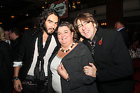 Jonathan Ross, Lesley Douglas - ex Radio 2 Controller, Russell Brand