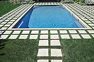 Swimming Pool, Wainscott Main Street, Wainscott, Long Island, New York