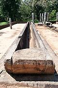 Stone Bath at Anuradhapura