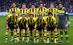 20121121 NED: UEFA CL AFC Ajax - Borussia Dortmund, Amsterdam