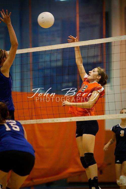 MCHS Varsity Volleyball .AT Orange.8/19/2008
