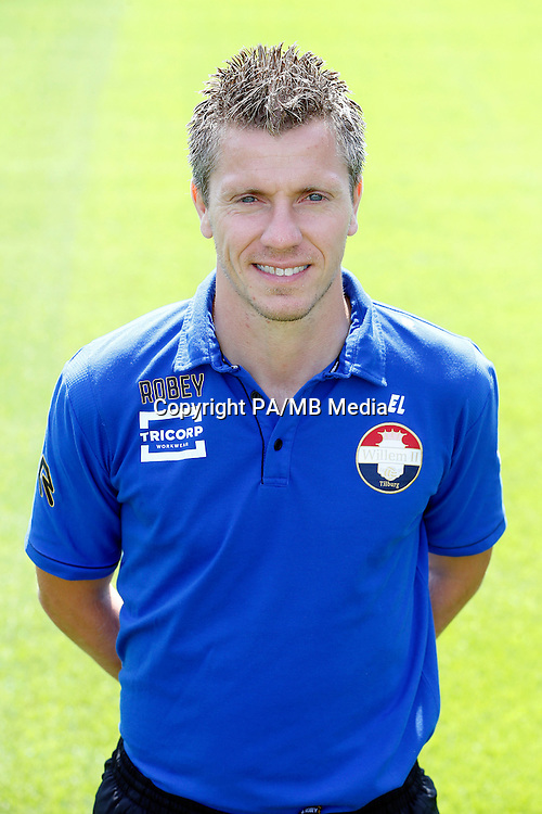 Assistant trainer / trainer Jong Willem II Edwin Linssen