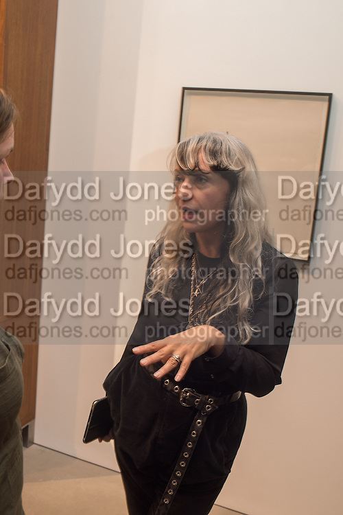 "DAWN HINDLE, The launch of Rachel Howard's ""Humble Hanger"" -  a limited edition jewellery collaboration with True Rocks.. BlainSouthern, Hanover Sq. London. 18 November 2015"