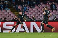 Napoli v Manchester City - 1 Nov 2017