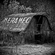 Meramac barn, Highway 231 Tennessee