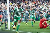 Real Betis Balompie and Real Sociedad - La Liga