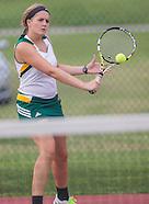 Girls Tennis Eastern Comets vs Wabash Apaches
