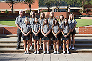 OC Women's Golf Team and Individuals - 2016-2017 Season
