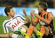 Hull City v Tottenham Hotspur 231114