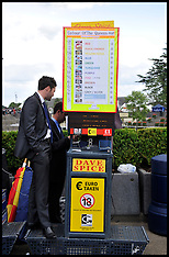 Royal Ascot Bookies 2012