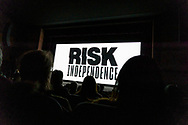 Opening credits of 2019 Sundance Film Festival, Park City, Utah, USA