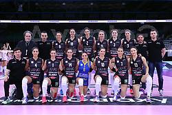 04-03-2017 ITA: Semifinal Coppa Italia Liuto Modena - Savino Del Bene Scandicci, Firenze<br /> Team Modena<br /> <br /> ***NETHERLANDS ONLY***