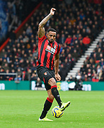 Callum Wilson (13) of AFC Bournemouth during the Premier League match between Bournemouth and Manchester United at the Vitality Stadium, Bournemouth, England on 2 November 2019.