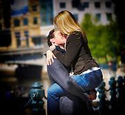 Matthew Haynes and Bryna Rene-Poirier Engagement Shoot - April 28, 2012