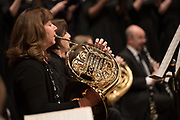 The Spring Masterworks Concert was held at the Fox Theater. Photo by Zack Berlat.